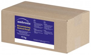 Bienenfutter Teig ambrosia® Karton 15kg